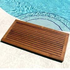 wooden shower mat ireland