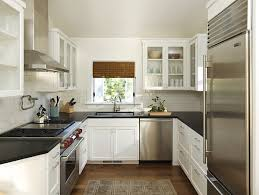Small Kitchen With A Spacious Feel Design Ideas For Small Kitchens | Modern  A Small Kitchen With A Spacious Feel
