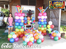 Balloon Designs Balloon Decoration Packages Cebu Balloons And Party Supplies