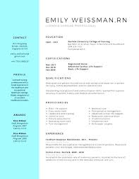 New Nurse Resume Nursing Resume Examples New Nurse Home Nurse Resume