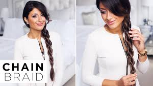 Luxy Hair Style chain braid dkny inspired hairstyle youtube 5596 by wearticles.com