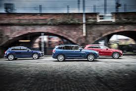 New Bmw X3 Vs Audi Q5 Vs Mercedes Glc Triple Test Review