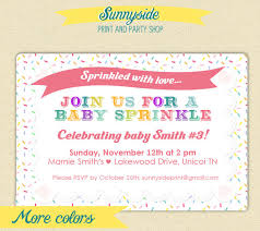 Girl Baby Shower Ideas And Themes You Will LoveBaby Shower Sprinkle Ideas