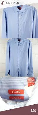 Izod Mens Shirt Size Chart Rldm
