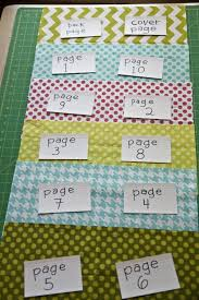 like how she explains the steps how to lay out and sew a quiet book i don t think i ll ever put the effort into one of these but ill pin it