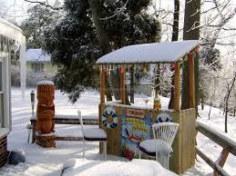 home pool tiki bar. Backyard Tiki Bar Home Pool