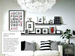 wall picture framing ideas how to decorate your wall using picture frames blessed days wall frame