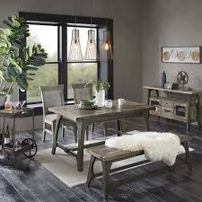 INK+IVY Oliver Dining Table - Pyrus Home Furniture