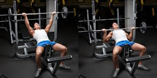 Reverse Grip Incline Bench Press  Weight Training Exercises 4 YouIncline Bench Press Grip