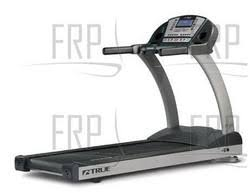 true fitness ps 300 non flaired handrails (before sn 07 ps300 ballast wiring diagram Ps300 Wiring Diagram #36 Ps300 Wiring Diagram