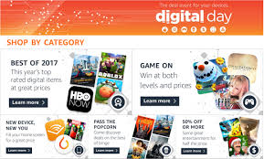 Amazon's Annual Digital Day Features Thousands of Downloadable ...