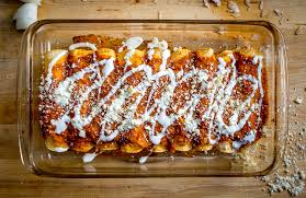 mexican food enchiladas. Exellent Mexican Easy Red Sauce Enchiladas Intended Mexican Food