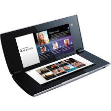 Sony 4GB Tablet P with Dual 5.5
