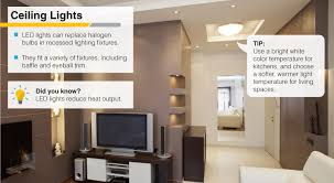 interior led lighting for homes. Make The Transition From Incandescent Bulbs To LED Easier By Following These Purchasing And Placement Tips For Every Room Of Your House. Interior Led Lighting Homes