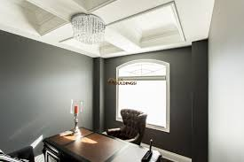 coffer lighting. Large Beams With Crown Mouldings And Accent Lighting Coffer