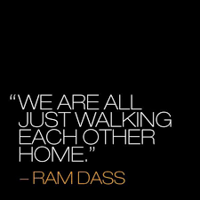 Ram Dass Quotes Inspiration Ram Dass Quote The Warming Tree