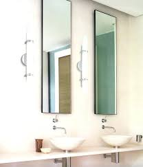 chrome bathroom sconces. Glamorous Chrome Bathroom Sconces Double Sconce Cream Wall Sink And Faucet Lamps Bath Contemporary Stunning Ideas