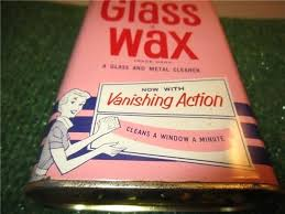 glass wax pink can vintage gold seal new improved glass wax 1 pint can now with glass wax