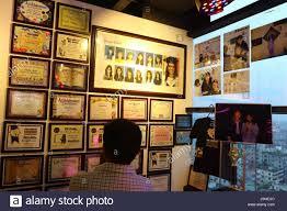 office space memorabilia. Delighful Office Visitors Look At The Memorabilia Of Abinta Kabir On Display In A Corner  Office Space Foundation Was Killed During Terro With Office Space Memorabilia