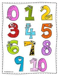 Number Chart For Toddlers Free Printable Charts Preschool Mom