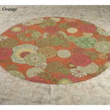 8 ft round indoor outdoor rug home decoration ideas