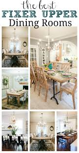 pictures of dining rooms. Need Dining Room Inspiration? Check Out Joanna Gaines Best Rooms From Fixer Upper. Pictures Of
