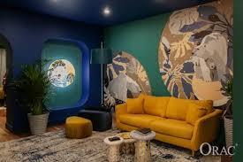 wavy wall panels wm boyle interior