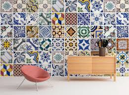 tile wall art
