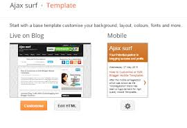Blogger Mobile Template How To Customize Or Edit Blogger Mobile Templates Ajaxsurf