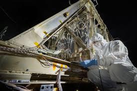 Final Cryovac Tests on James Webb Space Telescope Instruments | NASA