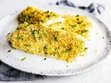 baked flounder au fromage