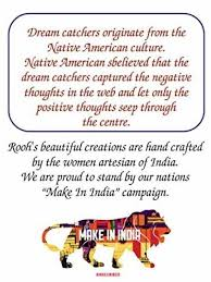 Meaning Behind Dream Catchers Roohworld Rooh Dream Catcher Red And White Woven Online Brand 41