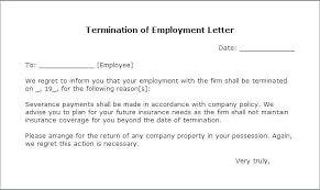 Free Employee Termination Letter Templates IosgameDock Adorable Employee Termination Letter Template Free