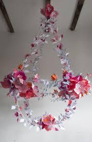 best paper chandelier ideas on paper mobile paint module 65