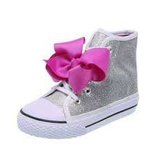 Nickelodeon Shoes Jojo Siwa Girls Toddler Jojo Legacee High Top Sneaker
