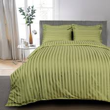luxury green striped bed sheet mr cherry berry 1 inch stripe collection t r i p e bedding set bedspread