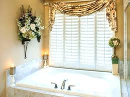 designer shower curtains nz fabric with valance bathrooms bathroom window curtain chic grommet loading zo designer fabric shower curtains
