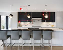 How to design kitchen lighting Contemporary Ambient This Will Be Your Main Source Of Lightwhether In Addition To Natural Light Or To Fill In For Lack Of It You Want To Cast As Much Of It As Evenly Ylighting How To Light Kitchen Expert Design Ideas Tips