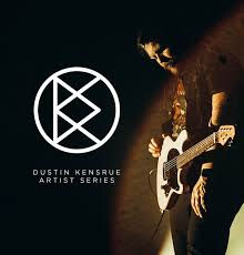 Dustin Kensrue | Guitars | Ernie Ball Music Man