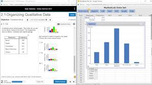 Editing Charts And Graphs In Statcrunch