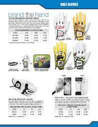 Titleist Players Glove Size Chart Golf Gloves Custom Printed Golf Gloves Imprintgolf Com