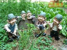 elves garden statues 1 garden ornament statue home decor crafts resin dwarf gnome elf figure funny