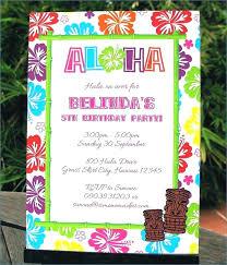 Luau Flyer Luau Couples Shower Invitation Download Free Hawaiian Luau Flyer