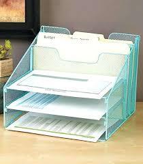 decorative office supplies. Desktop File Holder Black Mesh Organizer W 5 Compartments Office Supply  Storage Decorative Folder . Supplies