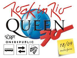 Resultado de imagem para queen encerrou o dia no rock in rio 2015