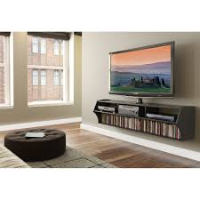Tv Stand For Living Room Altus Plus Floating Tv Stand For Tvs Up To 60 Walmartcom