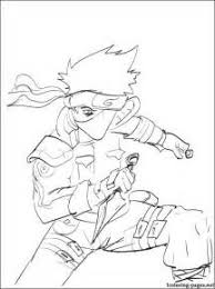 Small Picture Kakashi has colouring pages kakashi coloring pages isrs2011