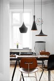 tom dixon style lighting. TOM DIXON BRASS PENDANT LIGHTS IN A DANISH HOME | THE STYLE FILES Tom Dixon Style Lighting