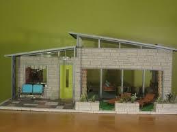 mid century modern dollhouse furniture. Midcentury Modern Dollhouse By Mini Mod Pod Mid Century Furniture .