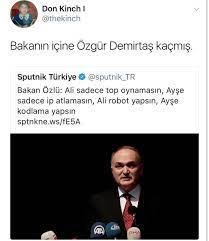 """Özgür Demirtaş a Twitteren: """":-))… """""""